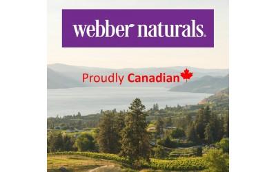 WEBBER NATURALS-наш новый канадский бренд!