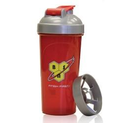 BSN - Шейкер красный (700 ml)