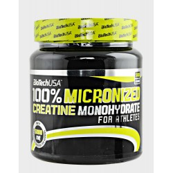 BIOTECH - 100% Micronized Creatine банка (500 g)