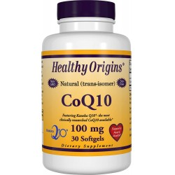 CoQ10 100mg (60 softgels)