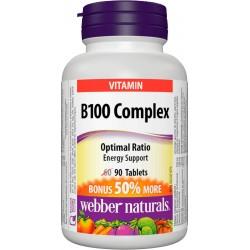 B100 Complex (90 tabs)