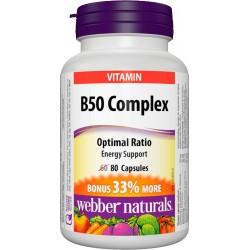 B50 Complex (80 caps)