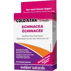 Cold-A-Tak Echinacea (60 softgels)