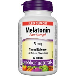 Melatonin E. S. 5mg (60 tabs)
