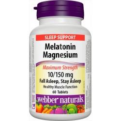 Melatonin Magnesium M.S. 10/150 mg (60 tabs)