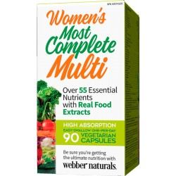 Womens Most Complete Multi (90 caps)