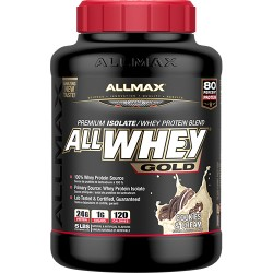 ALLMAX - AllWhey Gold Cookies and Cream (2.27 kg)