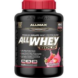 ALLMAX - AllWhey Gold Strawberry (2.27 kg)