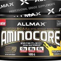 ALLMAX - AminoCore BCAA Pineapple Mango (105 g)