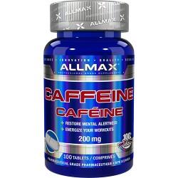 ALLMAX - Caffeine (100 tabs)