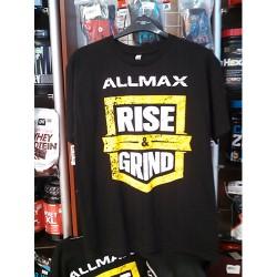 ALLMAX - Футболка чёрная (XL) (шт)