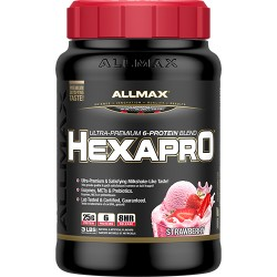 HexaPro Strawberry (1.36 kg)
