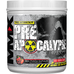 ALLMAX - Muscle Maxx Apocalypse Pre-Workout Red Punch (320 g)