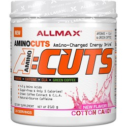AMINOCUTS Cotton Candy (252 g)