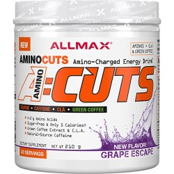 ALLMAX - AMINOCUTS Grape (252 g)