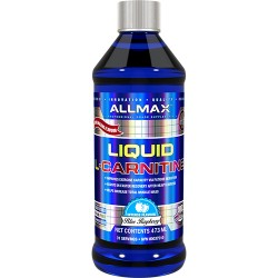 Liquid L-Carnitine Blue Raspberry (473 ml)
