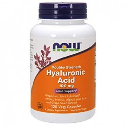 Hyaluronic Acid 100mg (120 caps)