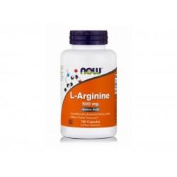 L-Arginine 500mg (100 caps)