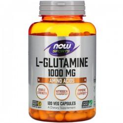 L-Glutamine 1000mg (120 caps)