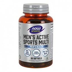 Mens Active Sports Multi (90 softgel)