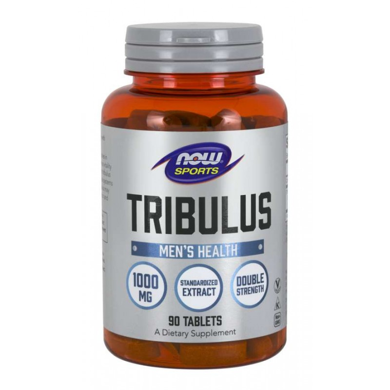 NOW - Tribulus 1000mg (90 tabs)