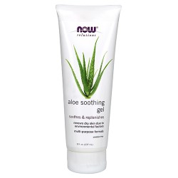 NOW - Aloe Vera Soothing Gel (237 ml)