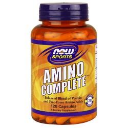 NOW - Amino Complete (120 caps)