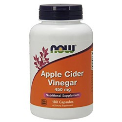 NOW - Apple Cider 450mg (180 caps)