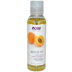NOW - apricot oil (118 ml)