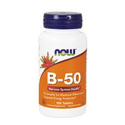 NOW - B-50 (100 tabs)