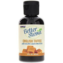 Better Stevia English Toffee (59 ml)