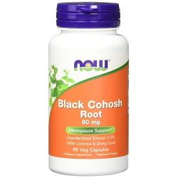 Black Cohosh Root 80mg (90 caps)