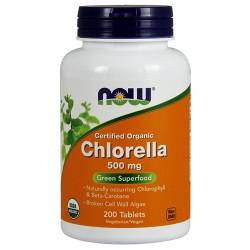 Chlorella 500mg (200 tabs)