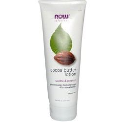 NOW - Cocoa Butter Lotion (237 ml)