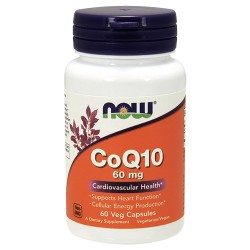 CoQ10 60mg (60 caps)