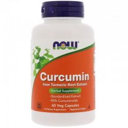 Curcumine (60 caps)
