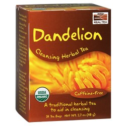 NOW - Dandelion Tea (24 bags)