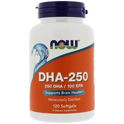 DHA - 250mg (120 softgels)