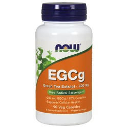 EGCg Green Tea Extract 400mg (90 caps)