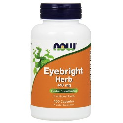 NOW - Eyerbright 410mg (100 caps)