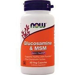 Glucosamine & MSM (60 caps)