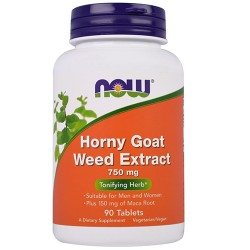 Horny Goat Weed 750mg (90 tabs)