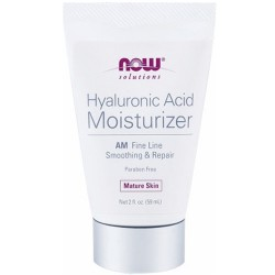 NOW - Hyaluronic Acid Moisturizer AM Formula (59 ml)
