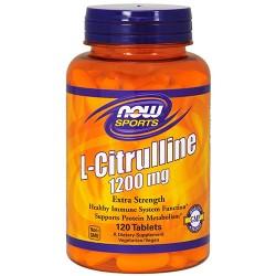 L-Citrulline 1200mg (120 tabs)