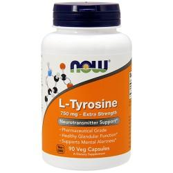 L-Tyrosine 750mg (90 caps)