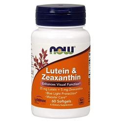 Lutein & Zeaxanthin (60 softgels)