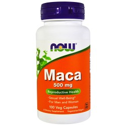 Maca 500mg (100 caps)