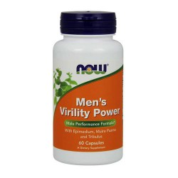 NOW - Mens Virility Power (60 caps)