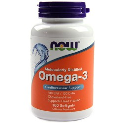Omega - 3 (100 softgels)