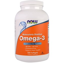 Omega-3 (500 softgels)